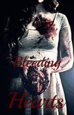 Bleeding Hearts  by LizMack