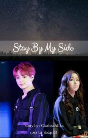 Stay By My Side (SINKOOK) [HIATUS] by clrssaalika