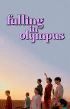 Falling in Olympus by solesoleil