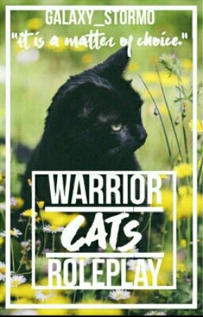 Warrior Cats RP by galaxy_storm0