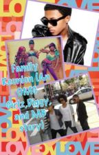 Family reunion(A OMG Girls, Diggy, MB Story) by Theg0ldenone