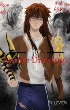 My Anime Drawings 3 by Leviem