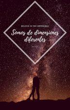 Somos de dimensiones diferentes (Thor y tu) by Miss_history