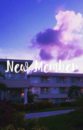 New member // Anthony Trujillo by bibbysmedicine