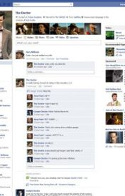 The Doctor finds Facebook by LastTimeLord