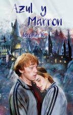 Azul y Marrón ( Ronmione ) by loremar96