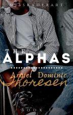 The ALPHAS #1: Arciel Dominic Thoresen by CathResvoire