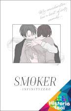 SMOKER │ Shingeki no Kyojin 「EreRi/AU」 by -InfinityZero
