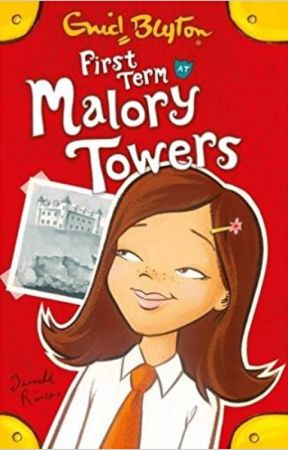 First Term at Malory Towers by Revertatur
