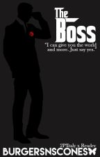 The Boss (2P!Italy x Reader) by burgersnscones