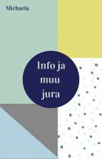 Info Ja Muu Jura by MichaelaAasala