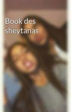 Book des sheytanas  by _Sheytanas_