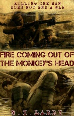 STEAMPUNK STORY: Fire coming out of the monkey's head by FCOTMH