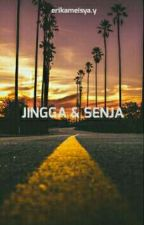 Jingga Dan Senja by erika_meisyay