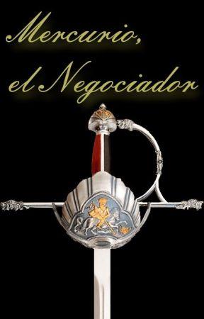 Mercurio, el Negociador by Tortuga-L
