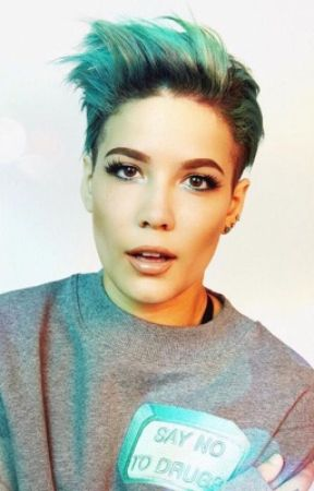 Halsey/You Imagines by loopyluce9735