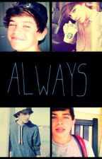 Always || Brent Rivera and Hayes Grier by lauragrace17