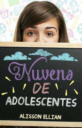Nuvens De Adolescentes by alissonellian