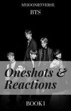 BTS Reactions &Oneshots by itsvivi02