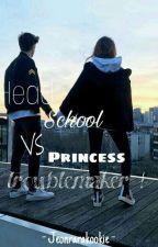 Head School vs Princess Troublemakers? by Jeonrarakookie