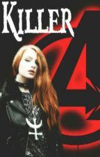 Killer (Avengers) by LucyStark5