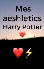 Aesthetics Harry Potter❤️ by griffindor_hogwarts