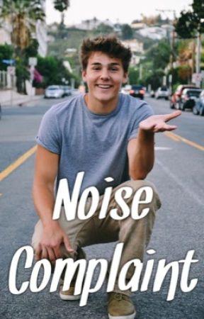 Noise Complaint // Alex Ernst by originalollie