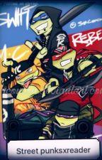 Street Punks Tmnt X Reader  by tmntlover4ever