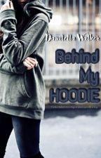 Behind my hoodie by danitella