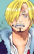 Gdzie mogę znaleźć swoje szczęście? Sanji x reader One Piece by sakura6566