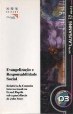 Evangelização e Responsabilidade Social by FaelahGarcia