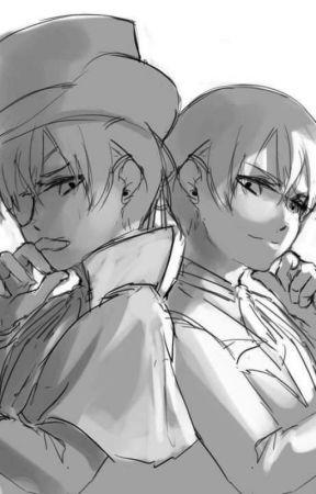 El intruso y los reencuentros de un pasado by kyoharu3