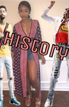 History (Migos Fanfiction) (Quavo Fanfiction) (PNB Rock Fanfiction) (Urban) by lulyannaa