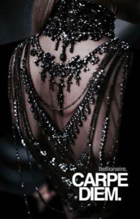 CARPE DIEM • JON BELLION AU by thepeculiarfanatic