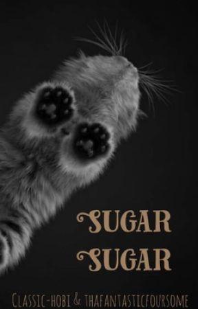 sugar, sugar [vkook] by ThaFantasticFoursome