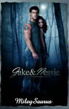 Jake & Nessie by MileySaurus