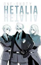 Hetalia [One-shoty] by PERY-INNA