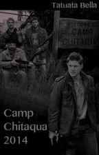 Camp Chitaqua - 2014 - Dean's Birthday. by TatuataBella