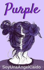 Purple. by SoyUnaAngelCaido
