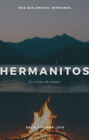 Hermanitos. by daliaguevara_22