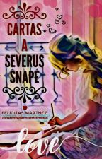 Cartas a Severus Snape #1 CASS by FelicitasMartnez