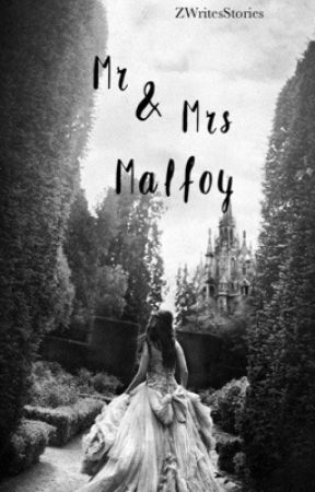 Mr and Mrs Malfoy|HermionexDraco by abcd-dcba