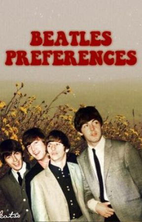 beatles preferences by mercury-ily