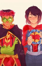 supersons one-shots by emicats