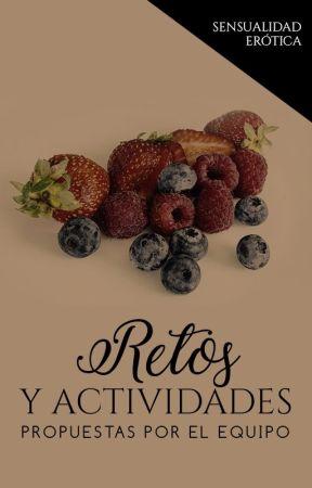 Retos y actividades by SensualidadErotica
