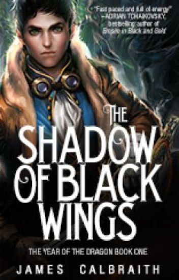 The Shadow of Black Wings (full novel)