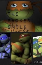 TMNT The Broken Smile by multitragic