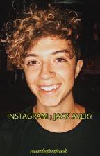 instagram ; jack avery (completed) by happytomyherron