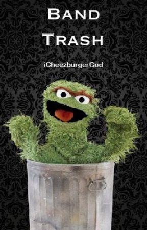 Book Of Band Trash by iCheezburgerGod
