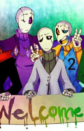 Gaster AU Oneshots 2 by BrownENH